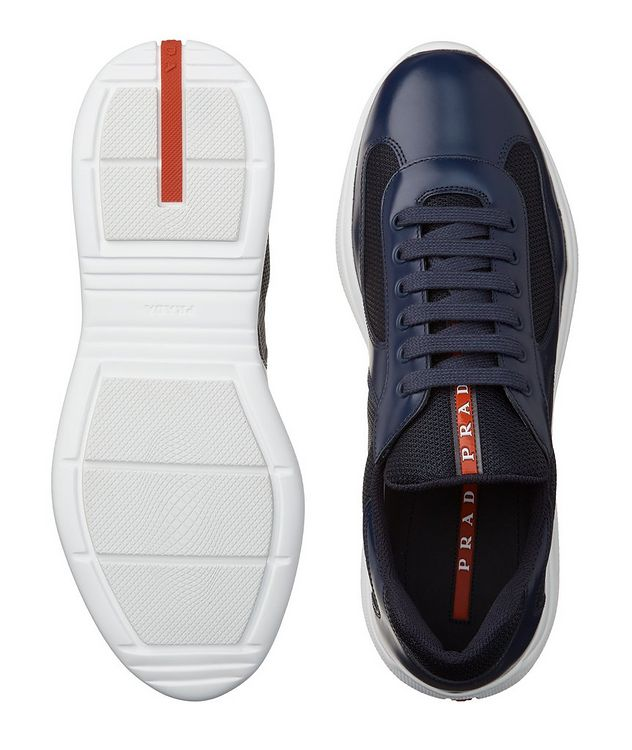America's Cup Bike Low-Top Sneakers picture 3