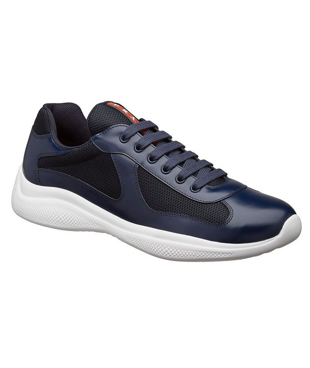America's Cup Bike Low-Top Sneakers picture 1