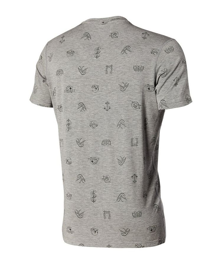 Mega Lux Modal-Cashmere T-Shirt image 1