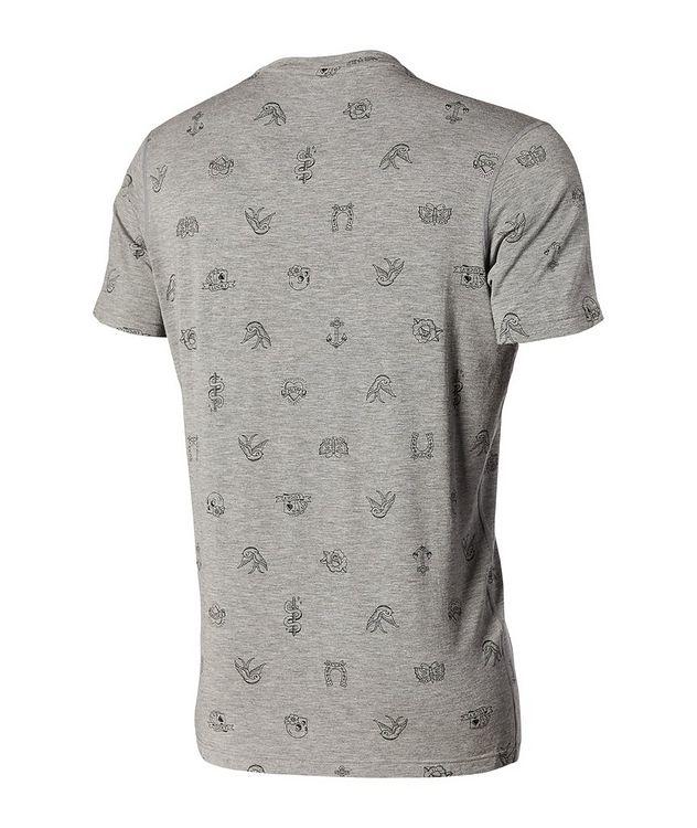 Mega Lux Modal-Cashmere T-Shirt picture 2