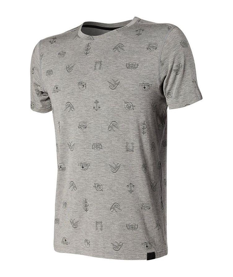 Mega Lux Modal-Cashmere T-Shirt image 0