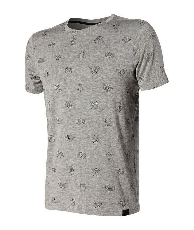 Mega Lux Modal-Cashmere T-Shirt picture 1