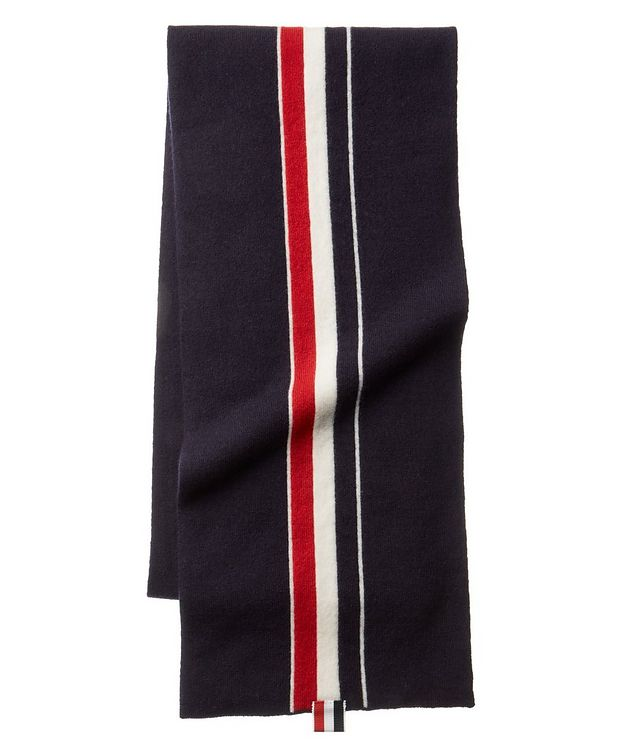Merino Wool Scarf picture 1