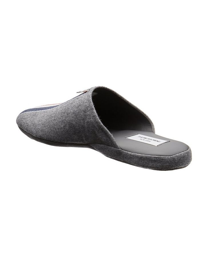 Boiled Wool Slippers image 1
