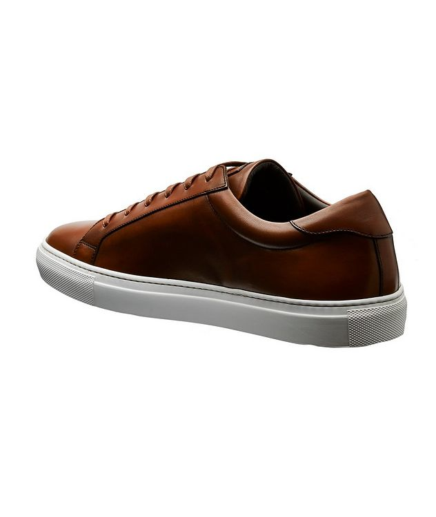Sierra Leather Sneakers picture 2