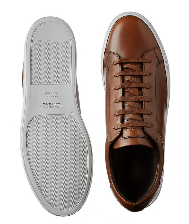 Sierra Leather Sneakers picture 3