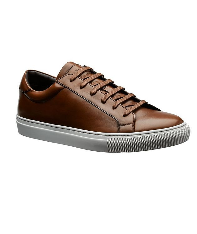 Sierra Leather Sneakers picture 1