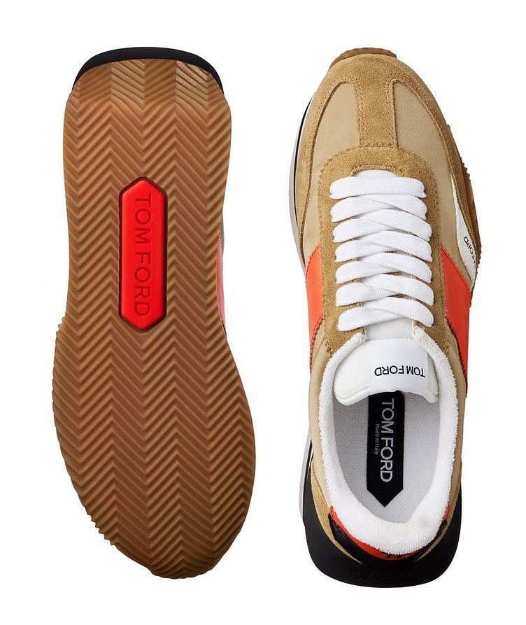 James Multi-Texture Sneakers image 2