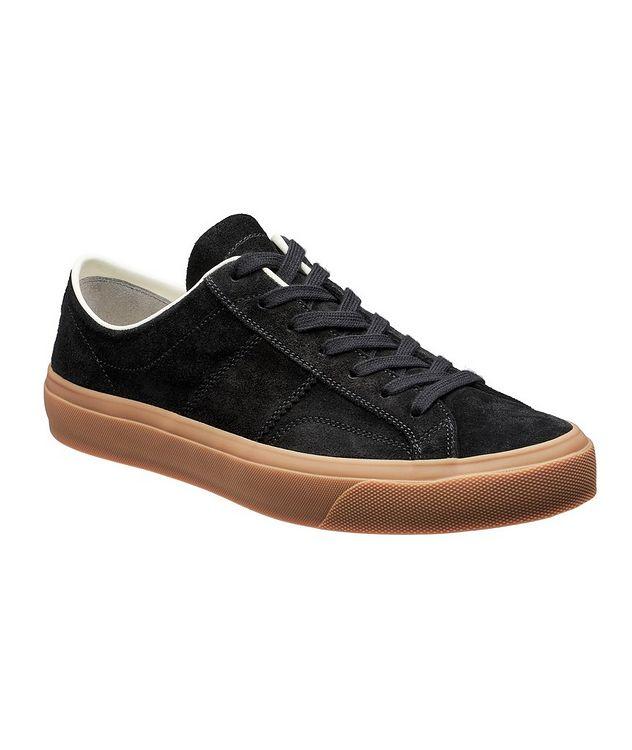 Cambridge Suede Sneakers picture 1