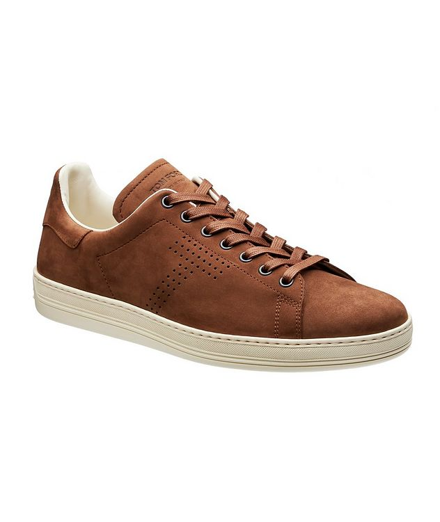Warwick Leather Sneakers  picture 1