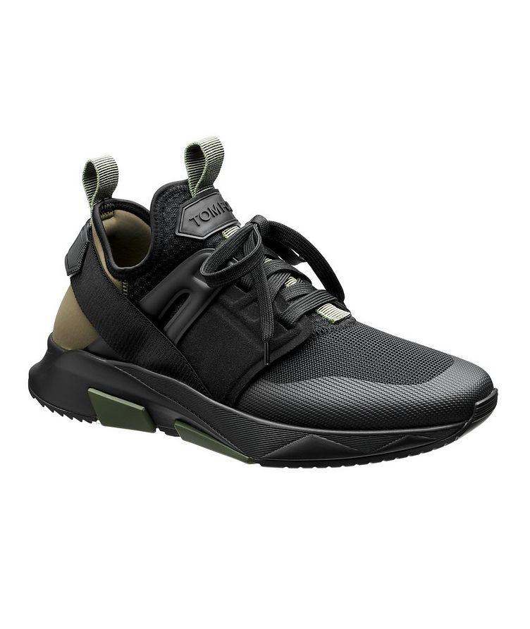 Jago Multi-Texture Sneakers image 0