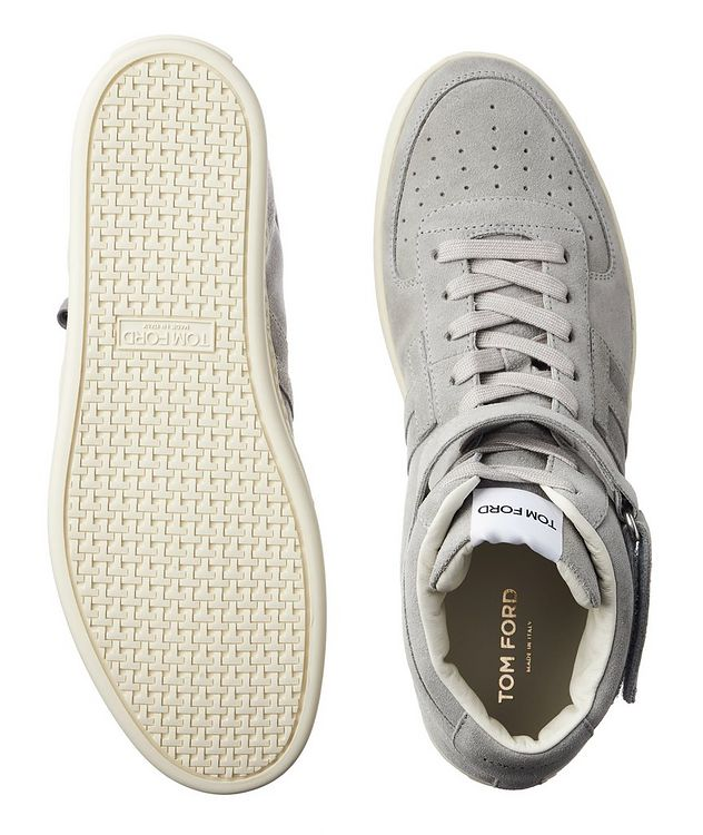 Radcliffe Suede Sneakers picture 3