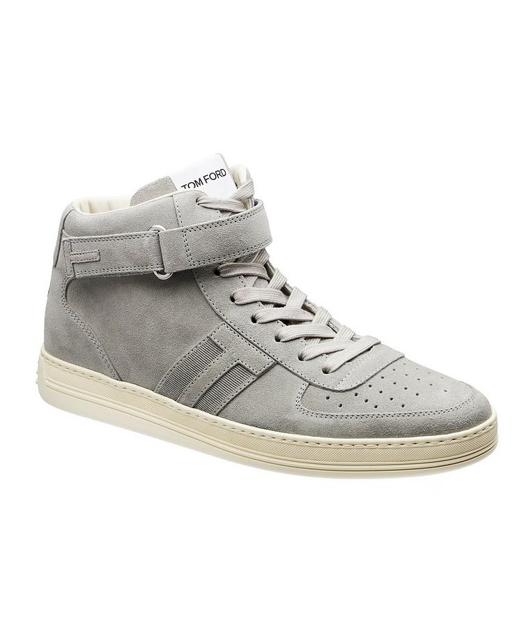 Radcliffe Suede Sneakers image 0