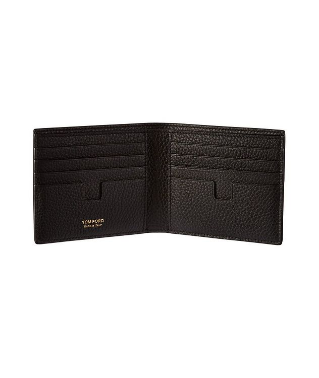 Grain Leather Bifold Wallet picture 2