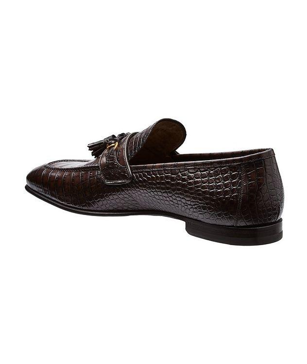 Sean Tassel Calfskin Loafers picture 2