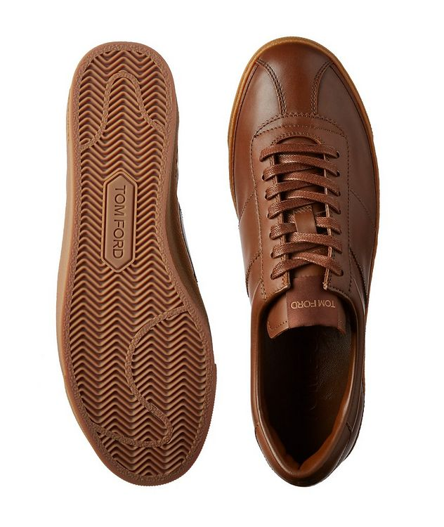 Bannister Calfskin Sneakers picture 3