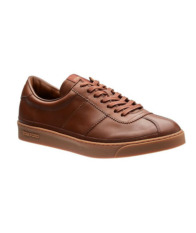 Bannister Calfskin Sneakers picture 1