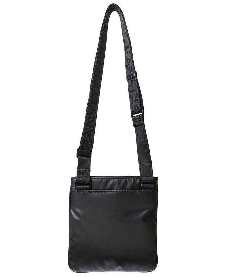 Coated Nylon Crossbody Bag image 1