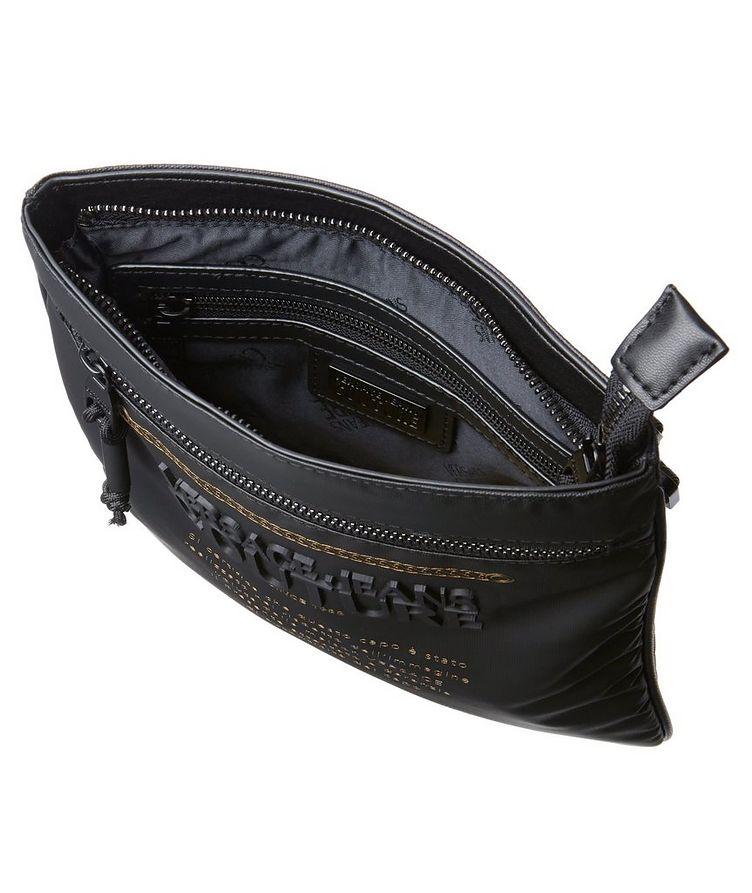 Coated Nylon Crossbody Bag image 2