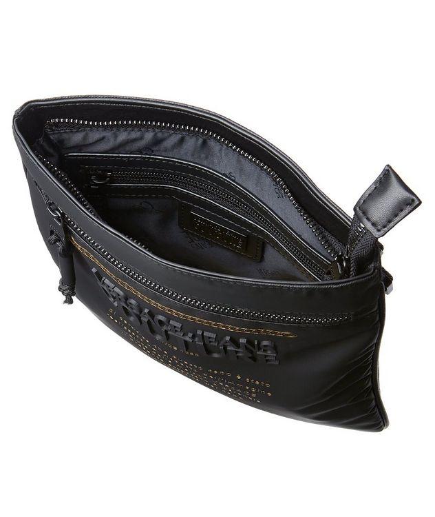 Coated Nylon Crossbody Bag picture 3