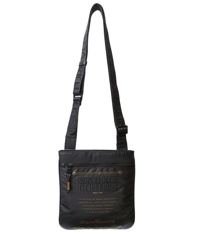 Coated Nylon Crossbody Bag picture 1
