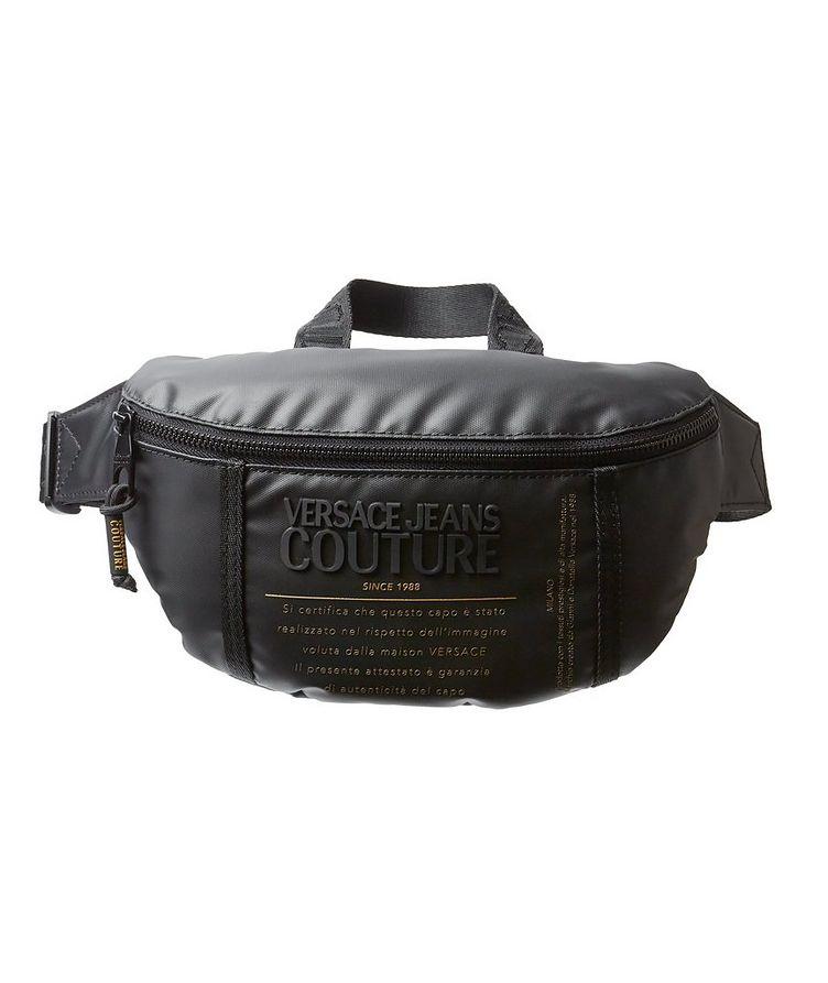 Coated Nylon Belt Bag image 0