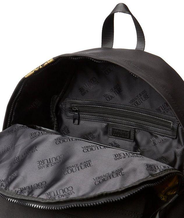 Etichetta Tape Nylon Backpack picture 3