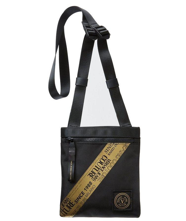 Etichetta Tape Nylon Crossbody Bag image 0