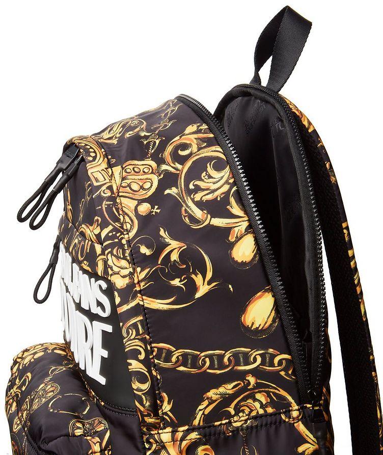 Regalia Baroque Nylon Backpack image 3