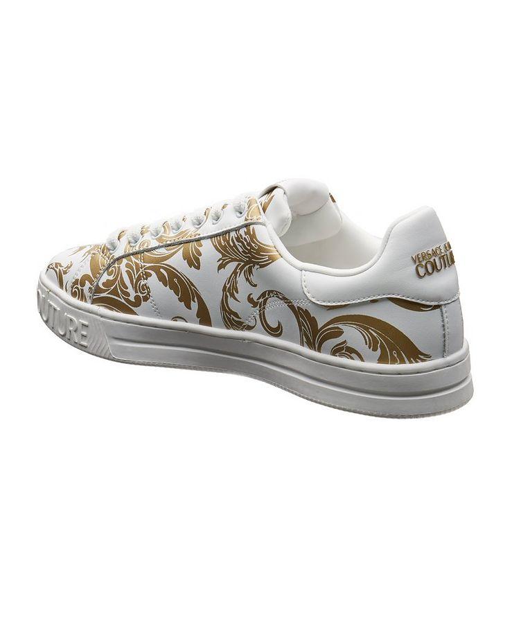 Court 88 Regalia Baroque Leather Sneakers image 1
