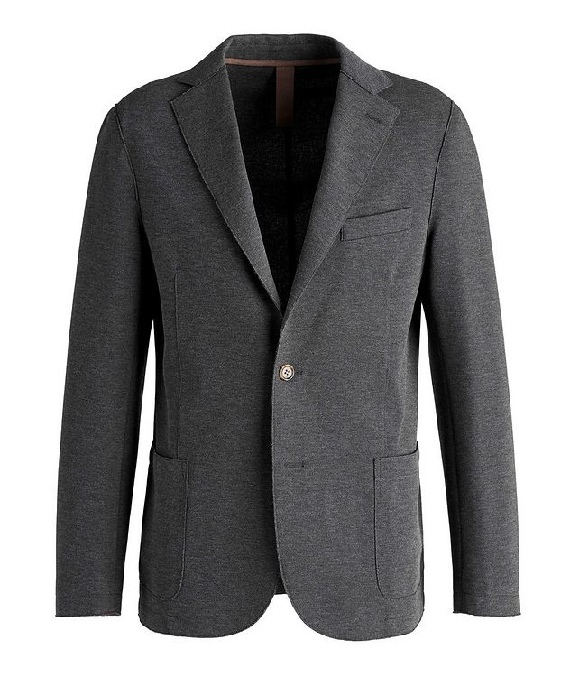 Unconstructed Stretch Sports Jacket picture 1