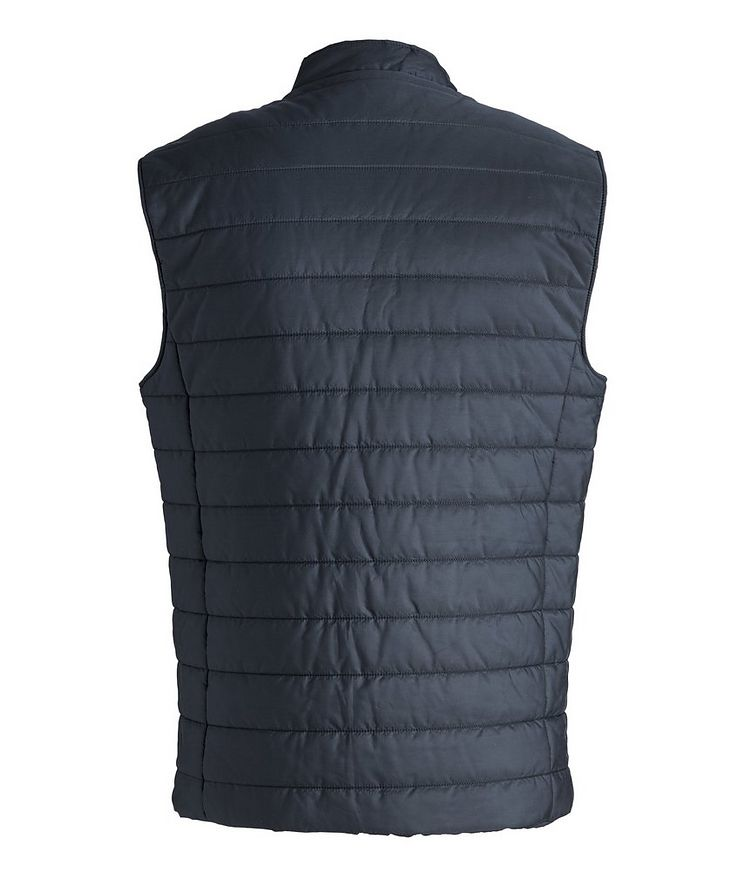 Technical Nylon Quilted Vest image 1