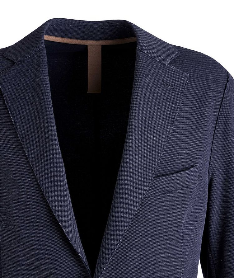 Unconstructed Stretch Sports Jacket image 2