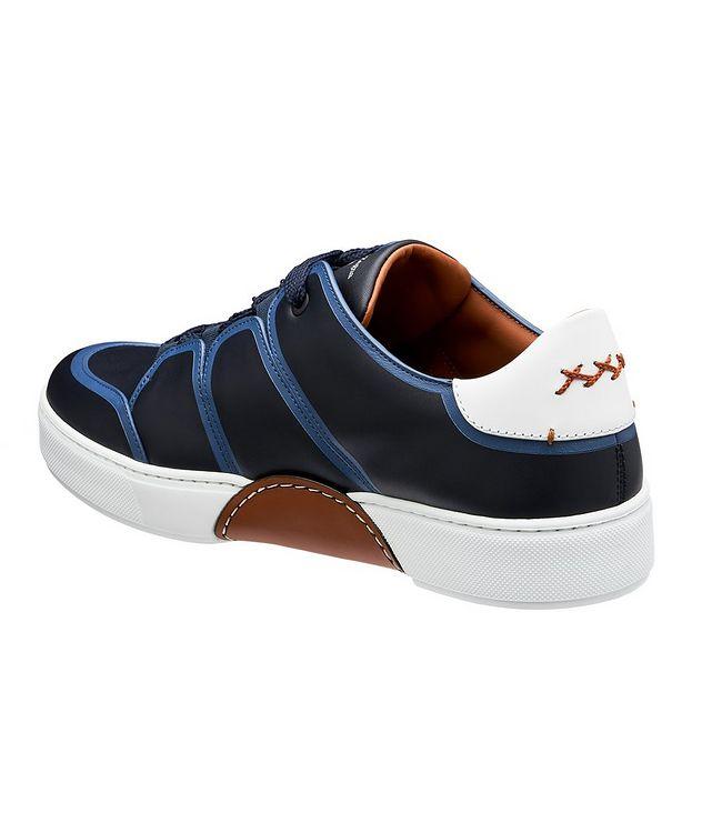 Tiziano Calfskin Sneakers picture 2