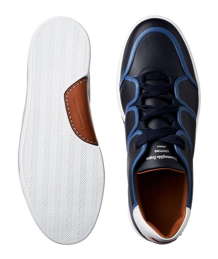 Tiziano Calfskin Sneakers image 2