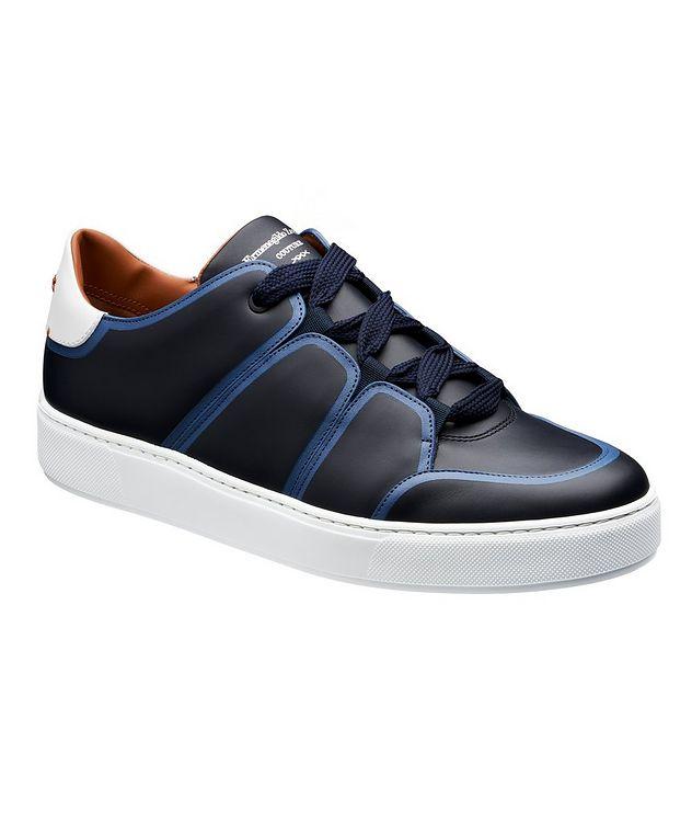 Tiziano Calfskin Sneakers picture 1