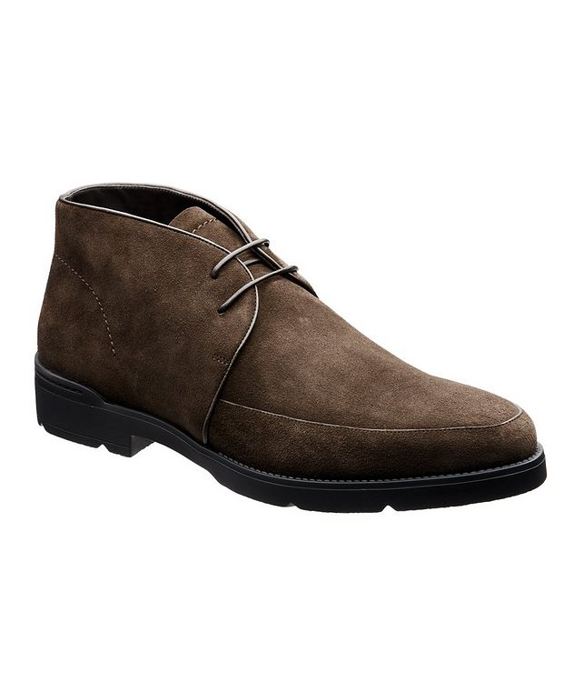 Cortina Suede Desert Boots  picture 1