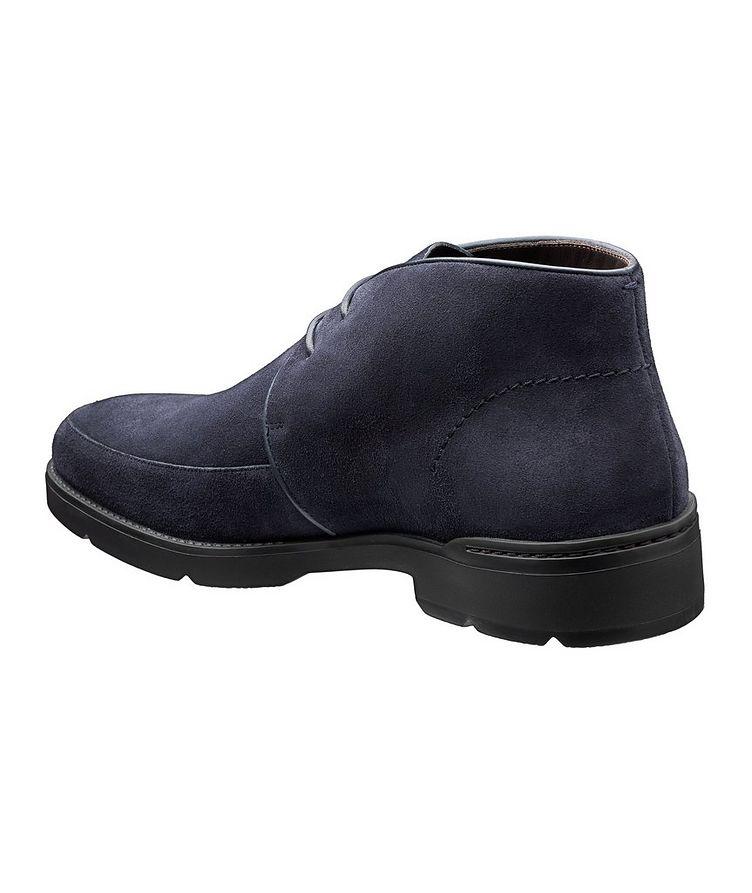Cortina Chukka Suede Boots image 1