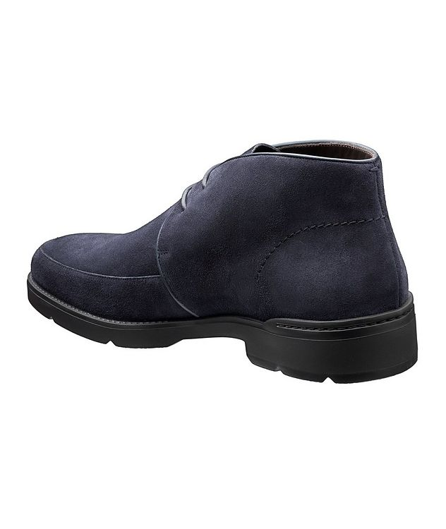 Cortina Chukka Suede Boots picture 2