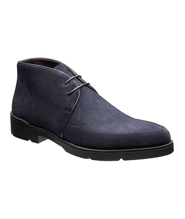 Cortina Chukka Suede Boots picture 1