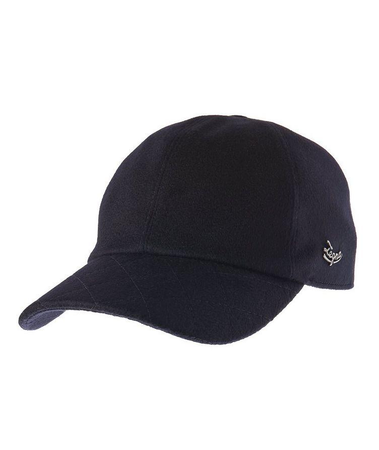 Cashmere Baseball Cap image 0