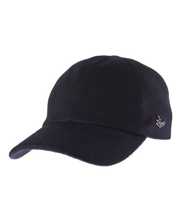 Cashmere Baseball Cap picture 1