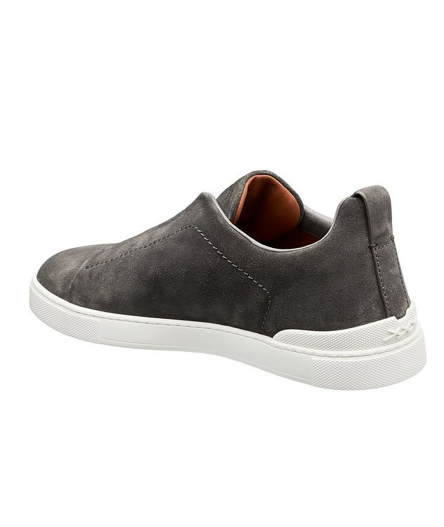 Suede Sneakers picture 2