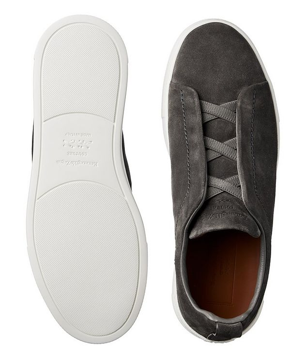 Suede Sneakers picture 3