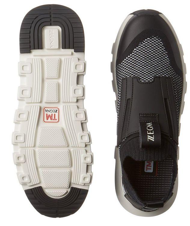 Techmerino Sock 2.0 Elastic Sneakers picture 3