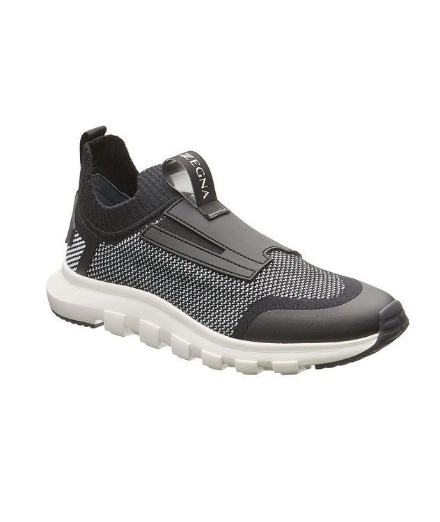 Techmerino Sock 2.0 Elastic Sneakers picture 1