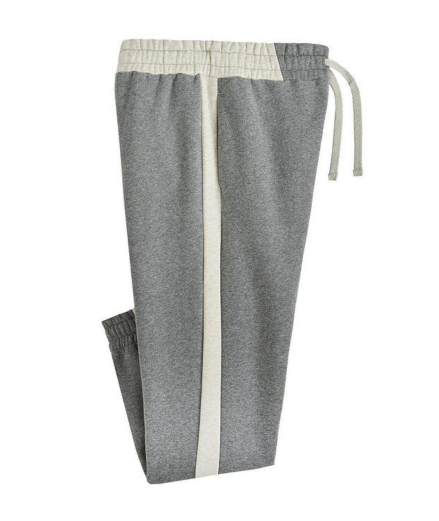 Cotton-Cashmere Track Pants picture 1