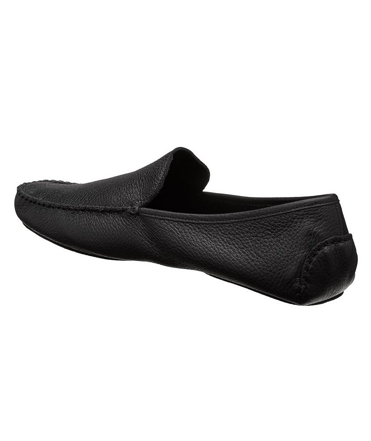 Grain Leather Slippers image 1