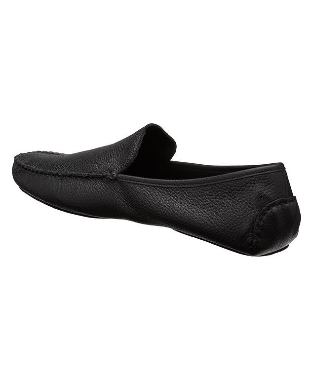 Grain Leather Slippers picture 2