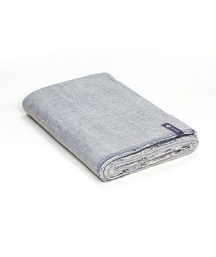 Couverture de yoga en coton image 0